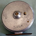 3- KIEWA vintage Fly fishing reel. Made