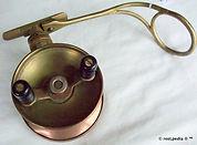 2- Lixall gunmetal vintage side cast fis