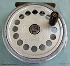 1-ACE vintage Fly reel second version