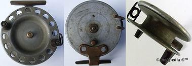 2-Vintage Workshop fishing reel made in Australia