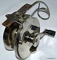 5- CELOX sidecast vintage fishing reel m