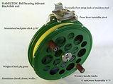 1-  HAMILTON Ball bearing sidecast vinta