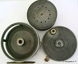 1- ATLAS vintage Fly reel made i Austral