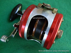Magna-Flite Compitition Casting vintage fishing reel