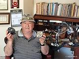 1- Fly Tier and Author Mick Hall, Ballar