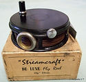 5-Streamcraft Deluxe vintage Fly fishing