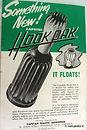 2- Capstan Vintage Tackle Hook Pak. Made in Australia