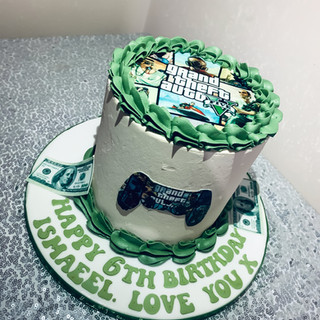 GTA Cake.
