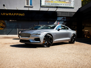 Polestar 1 - FULL XPEL Stealth paint protection