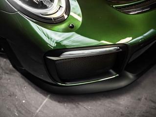 Porsche GT2 RS Xpel