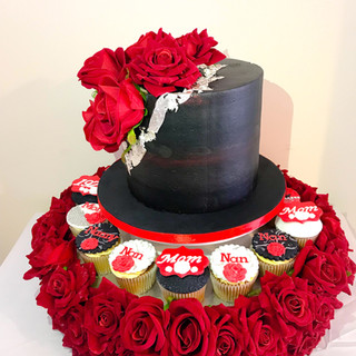 Black Cake.