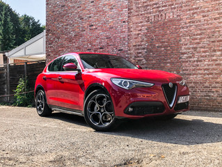 Alfa Romeo Stelvio - XPEL Paint Protection Snuit