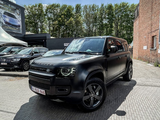 2020 Land Rover Defender wrapped in XPEL STEALTH PPF