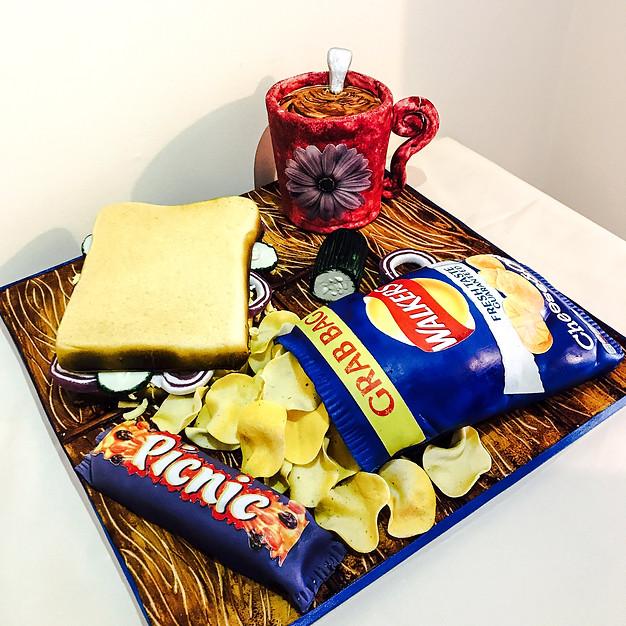 Sandwich Cake.