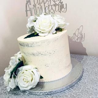 Anniversary Cake.
