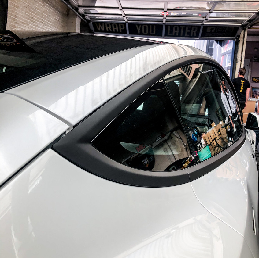 Tesla Model 3 - XPEL lakbescherming