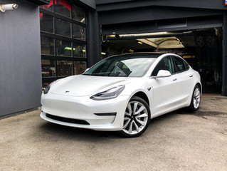 Tesla Model 3 - XPEL Ultimate Plus + XPEL RX