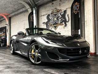 Ferrari Portofino XPEL lakbescherming