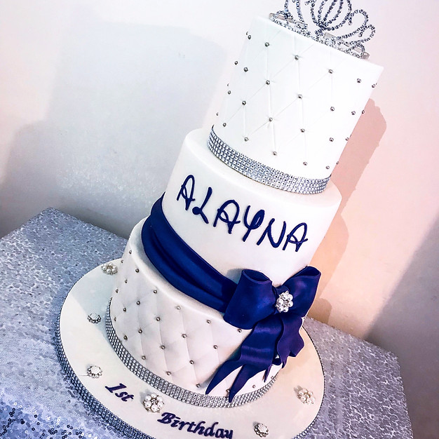 Princess Tiara Cake.