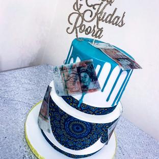 Roora Cake.