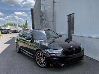 Nieuwe BMW 5 series wordt voorzien van lakbescherming