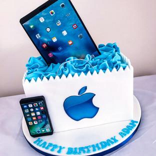Ipad Cake.