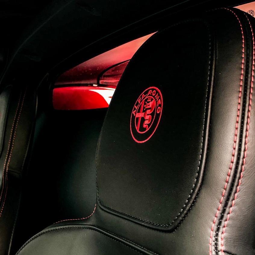 Alfa romeo 4C - Full XPEL PPF