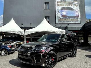 2020 Range Rover SVR krijgt een XPEL lakbescherming