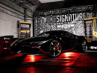 Hoe bescherm je het koetswerk van de snelste Ferrari?