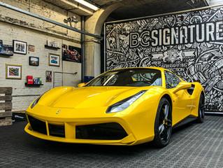 Ferrari 488 - XPEL Ultimate Plus