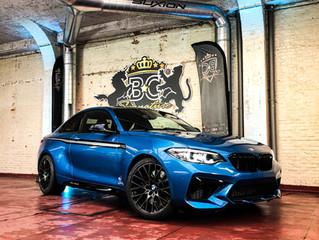 BMW M2 Competition -  XPEL  lakbescherming + Zwarte accenten