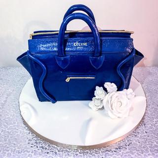 Celine Bag Cake.