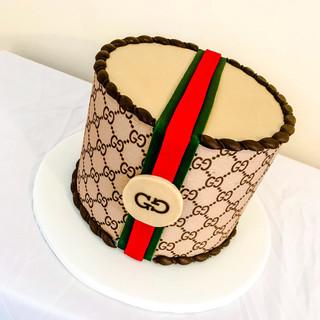 Gucci Cake.