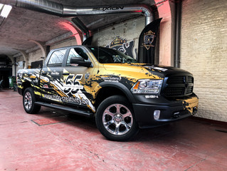 Dodge Ram - Exclusive Car Concept - Custom Carwrap
