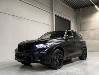 BMW X5 in XPEL STEALTH PPF