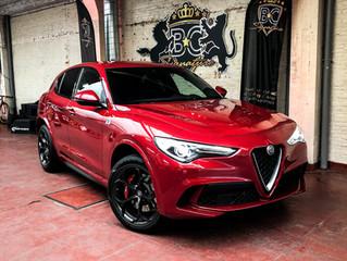 Alfa Romeo Stelvio XPEL Ultimate Plus