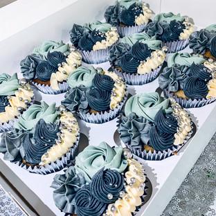 Buttercream Cupcakes.