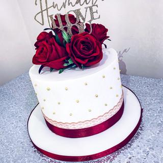 I Love you Cake.