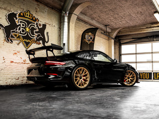 Porsche GT3 RS - Xpel Paint protection