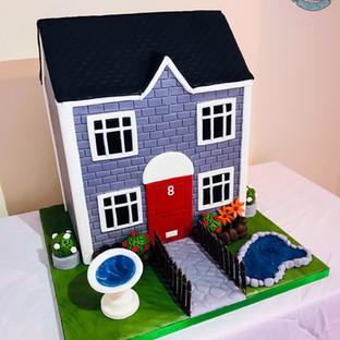 House Cake.