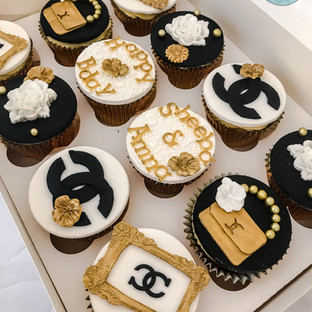 Channel Cupcakes.