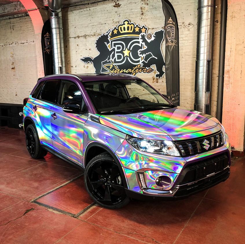 DJ DADDY K's Suzuki Vitara