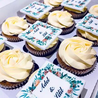 Nikkah Cupcakes