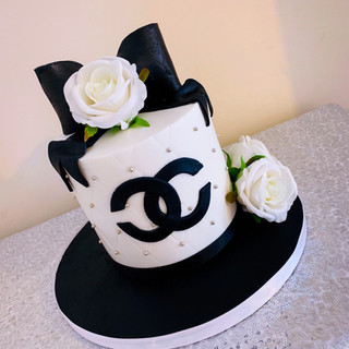 Chanel Cake.