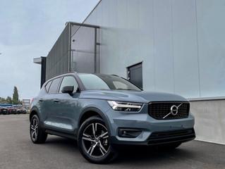 XPEL PPF voor een nieuwe Volvo XC40