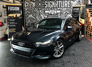 Audi A7 - Full XPEL Paint Protection
