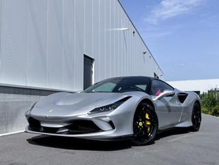 NEW Ferrari F8 Tributo FULL XPEL Wrap