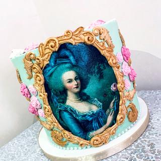 Lady Antoinette Cake.