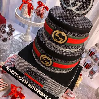 Gucci Cake