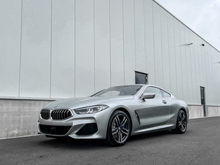 BMW 8 SERIES FULL XPEL Paint Protection film wrap